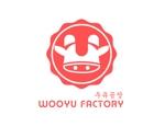 haruka0115322さんのオープン予定のテイクアウト専門K-POPカフェ「Wooyu Factory」のロゴ制作への提案