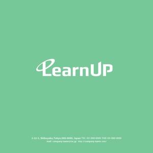 yahhidyさんの学びを通じてキャリアアップを目指す人のためのWebメディア「LearnUp」のロゴ&ファビコンへの提案