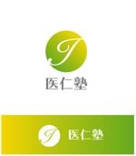 pupus23さんの医療系企業担当者の勉強会『医仁塾』のロゴへの提案