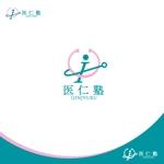 m1a3syさんの医療系企業担当者の勉強会『医仁塾』のロゴへの提案