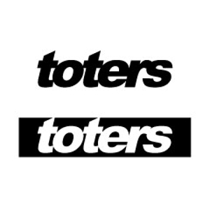 dexter_works3399さんのトートバッグ、Tシャツ、ポロシャツ等のブランド「toters」のロゴへの提案