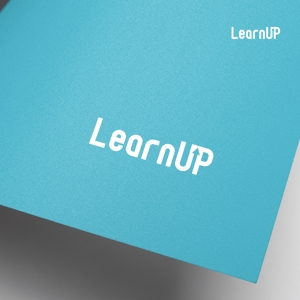 doremidesignさんの学びを通じてキャリアアップを目指す人のためのWebメディア「LearnUp」のロゴ&ファビコンへの提案
