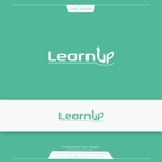conii88さんの学びを通じてキャリアアップを目指す人のためのWebメディア「LearnUp」のロゴ&ファビコンへの提案