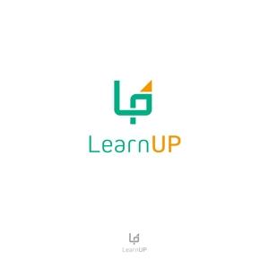 masa_76さんの学びを通じてキャリアアップを目指す人のためのWebメディア「LearnUp」のロゴ&ファビコンへの提案