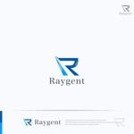 RIKU5555さんの広告会社「Raygent(レイジェント)」のロゴへの提案