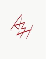 itsuki_2020さんのホストクラブ「ASH」のロゴへの提案