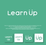 Handwerksmeisterさんの学びを通じてキャリアアップを目指す人のためのWebメディア「LearnUp」のロゴ&ファビコンへの提案