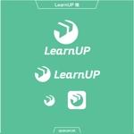 queuecatさんの学びを通じてキャリアアップを目指す人のためのWebメディア「LearnUp」のロゴ&ファビコンへの提案