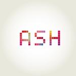 kunihi818さんのホストクラブ「ASH」のロゴへの提案