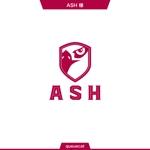 queuecatさんのホストクラブ「ASH」のロゴへの提案