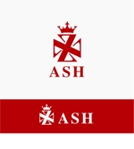 landscapeさんのホストクラブ「ASH」のロゴへの提案