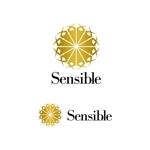 smdsさんのセミナー、コンサルティング運営会社「Sensible」のロゴへの提案