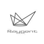 k-manoさんの広告会社「Raygent(レイジェント)」のロゴへの提案