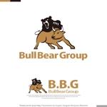 m_mhljmさんの株式会社 BullBearGroupの会社を象徴するロゴへの提案