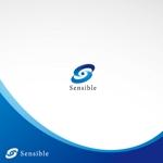 sunsun3さんのセミナー、コンサルティング運営会社「Sensible」のロゴへの提案