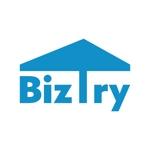 不動産会社新規設立『株式会社BizTry』のロゴへの提案