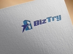 fdplannerさんの不動産会社新規設立『株式会社BizTry』のロゴへの提案