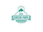 junki08さんの人気アウトドア複合施設 グリーンパーク山東のロゴへの提案