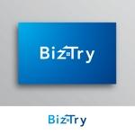 White-designさんの不動産会社新規設立『株式会社BizTry』のロゴへの提案
