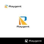 nashiniki161さんの広告会社「Raygent(レイジェント)」のロゴへの提案