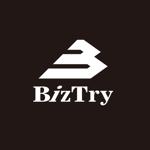 dynamites01さんの不動産会社新規設立『株式会社BizTry』のロゴへの提案