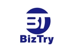 shibazakuraさんの不動産会社新規設立『株式会社BizTry』のロゴへの提案