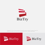 drkigawaさんの不動産会社新規設立『株式会社BizTry』のロゴへの提案