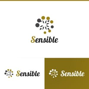 athenaabyzさんのセミナー、コンサルティング運営会社「Sensible」のロゴへの提案