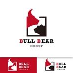 botanearさんの株式会社 BullBearGroupの会社を象徴するロゴへの提案