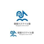 saki8さんの公共の学習塾のロゴへの提案