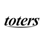 d_i_dさんのトートバッグ、Tシャツ、ポロシャツ等のブランド「toters」のロゴへの提案