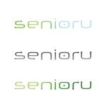 企業名「senioru」のロゴへの提案