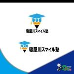 bosamaさんの公共の学習塾のロゴへの提案