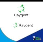 bosamaさんの広告会社「Raygent(レイジェント)」のロゴへの提案