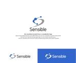 hope2017さんのセミナー、コンサルティング運営会社「Sensible」のロゴへの提案