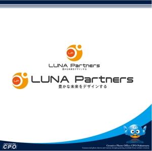 cpo_mnさんの会社名のロゴへの提案