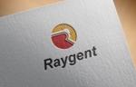 FISHERMANさんの広告会社「Raygent(レイジェント)」のロゴへの提案