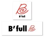 フィギュア製作会社「B´full」のロゴへの提案