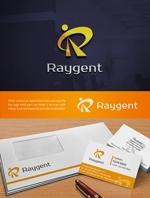 Yusuke1402さんの広告会社「Raygent(レイジェント)」のロゴへの提案