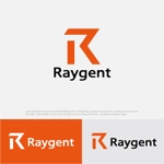 drkigawaさんの広告会社「Raygent(レイジェント)」のロゴへの提案