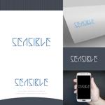 fortunaaberさんのセミナー、コンサルティング運営会社「Sensible」のロゴへの提案