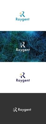 red3841さんの広告会社「Raygent(レイジェント)」のロゴへの提案