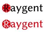 threewheelsさんの広告会社「Raygent(レイジェント)」のロゴへの提案