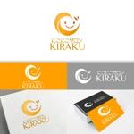 minervaabbeさんのリラクゼーションサロン  「にこにこサロン KIRAKU」 のロゴへの提案