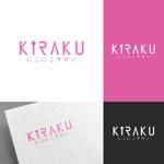 venusableさんのリラクゼーションサロン  「にこにこサロン KIRAKU」 のロゴへの提案