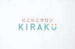 cosaさんのリラクゼーションサロン  「にこにこサロン KIRAKU」 のロゴへの提案