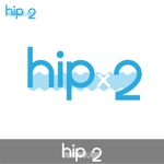 50nokazeさんのhipx2: 新規サービス立ち上げ(子供と高齢者教育)に向けたロゴ作成への提案