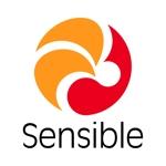 chanlanさんのセミナー、コンサルティング運営会社「Sensible」のロゴへの提案