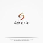 yahhidyさんのセミナー、コンサルティング運営会社「Sensible」のロゴへの提案