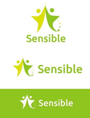 dd51さんのセミナー、コンサルティング運営会社「Sensible」のロゴへの提案